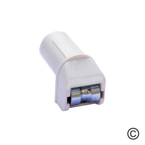 Kunststof touwgeleider 14 mm