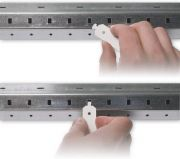 Ophangveer rolluik
