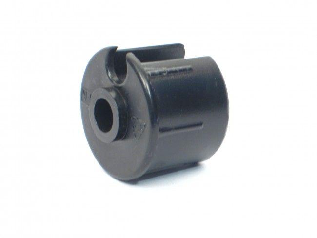 Kunststof lagerprop 63 met rond gat 12 mm